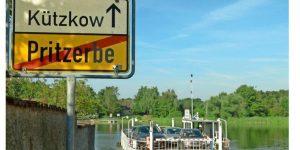 Der schnellste Weg nach Kützkow führt über die Havelfähre. Doch in der Nacht brauchen Retter länger.